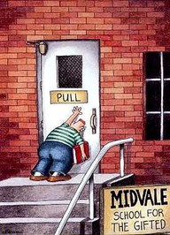 Do you push when you should pull?