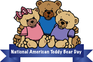 National-Teddy-Bear-Day