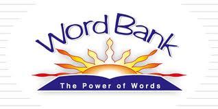 Free Write Friday #12: Word Bank (1/4)