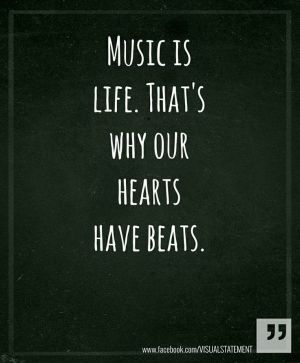 Music-Heart-Beats