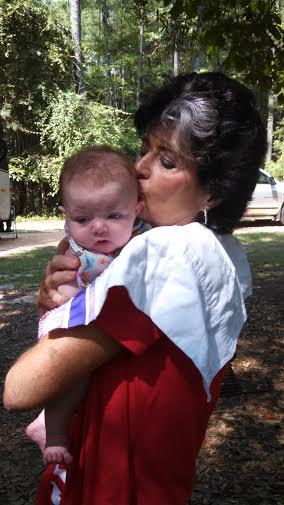 Baby Lennon & Grammie