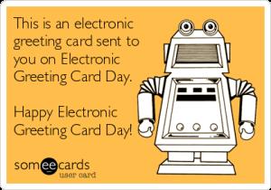 e-greeting