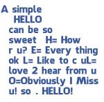 Simple-hello
