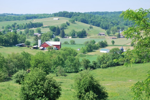 Charming Farms In Ohio