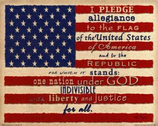 Pledge-of- Allegiance